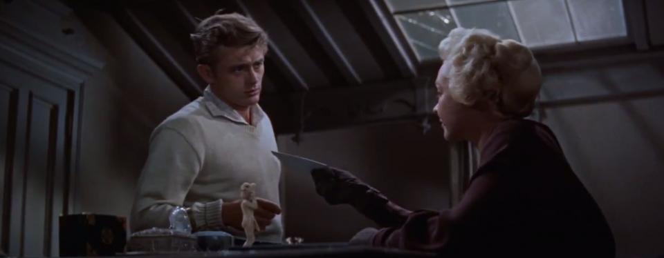 Cal incontra la madre (Jo Van Fleet)