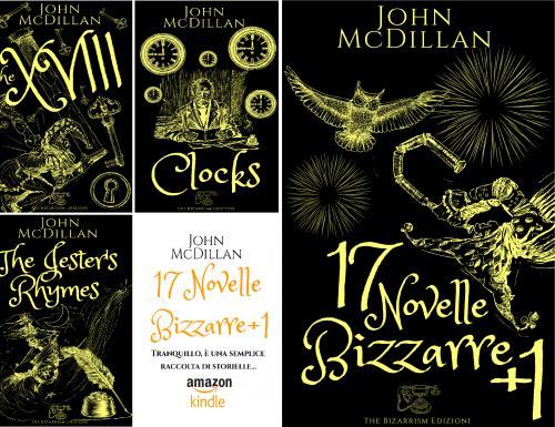 Bizzarrismo – Intervista a John McDillan
