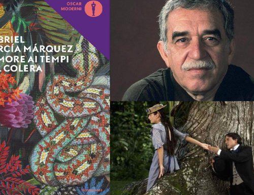 L'amore ai tempi del colera – Gabriel  García Márquez
