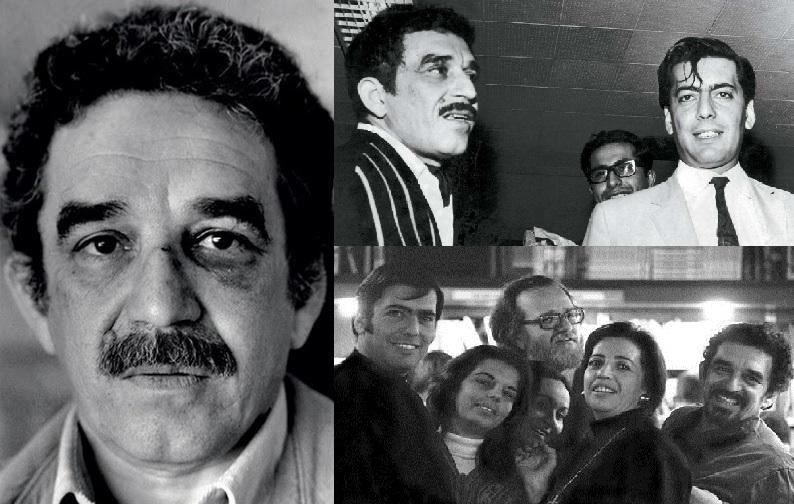 Vargas Llosa e García Márquez - Aquile Solitarie