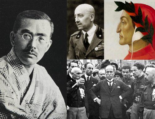 Harukichi Shimoi, il samurai dantista con la camicia nera