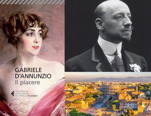 Il Piacere – Gabriele D'Annunzio