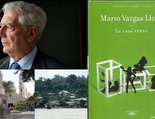La Casa Verde – Mario Vargas Llosa
