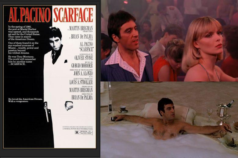 Scarface (1983) – di Brian De Palma