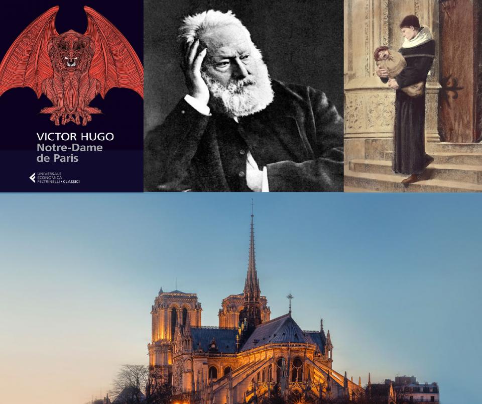 Notre-Dame de Paris, copertina Aquile Solitarie