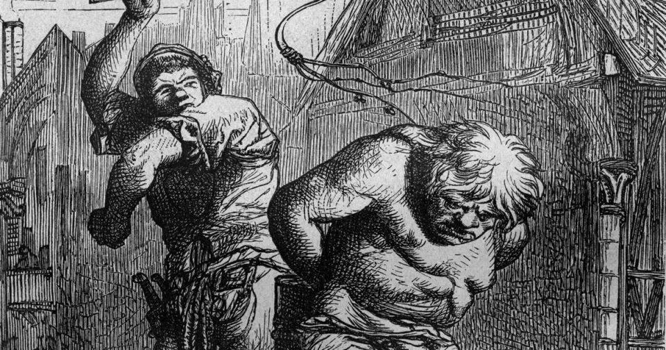 Quasimodo illustrazione