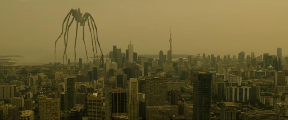 Enemy ragno su Toronto