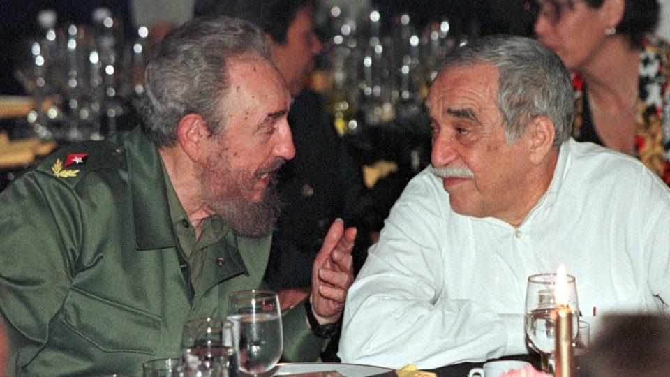 Fidel Castro Garcia Marquez