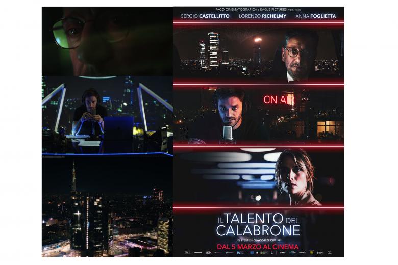 Il talento del calabrone – Con Sergio Castellitto