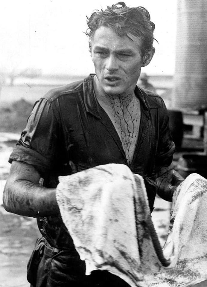 James Dean petrolio