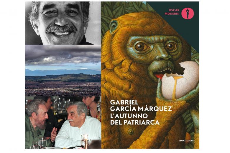 L'autunno del patriarca – Gabriel García Márquez