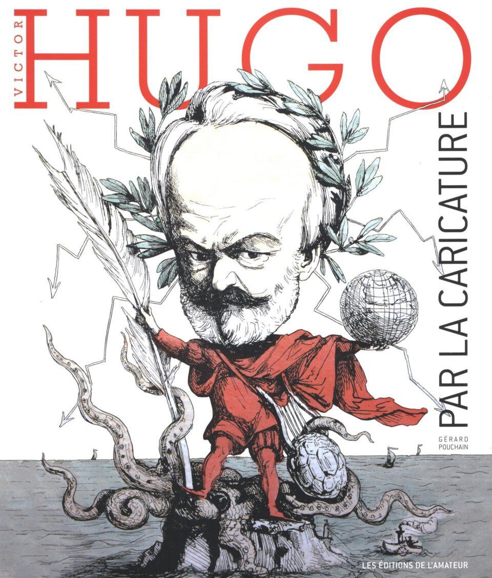 Victor Hugo caricatura