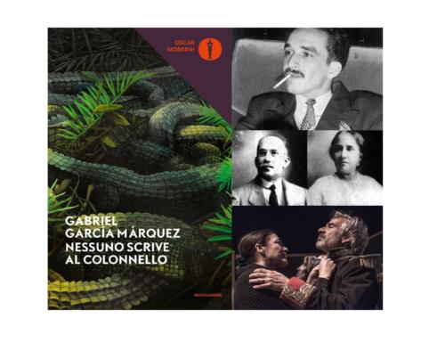 Nessuno scrive al colonnello – Gabriel García Márquez