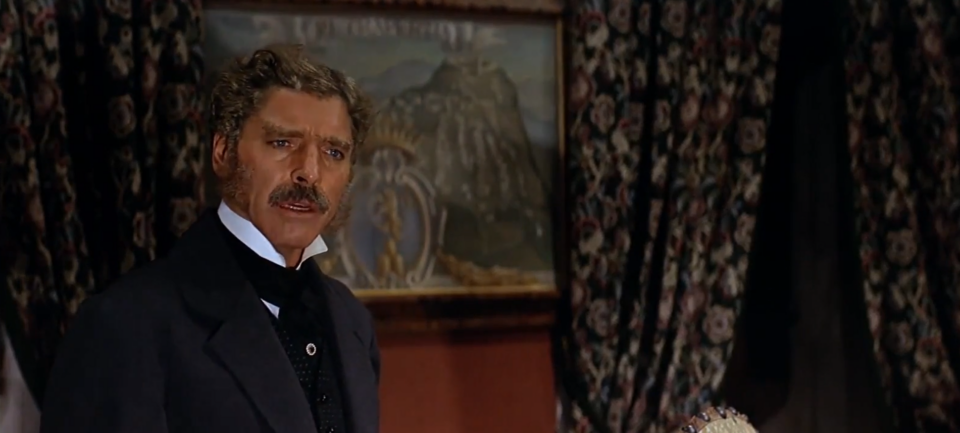 Burt Lancaster il Gattopardo