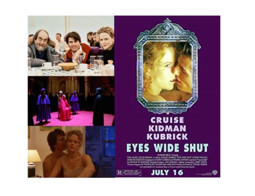 Eyes Wide Shut – Di Stanley Kubrick, un viaggio nella sessualità
