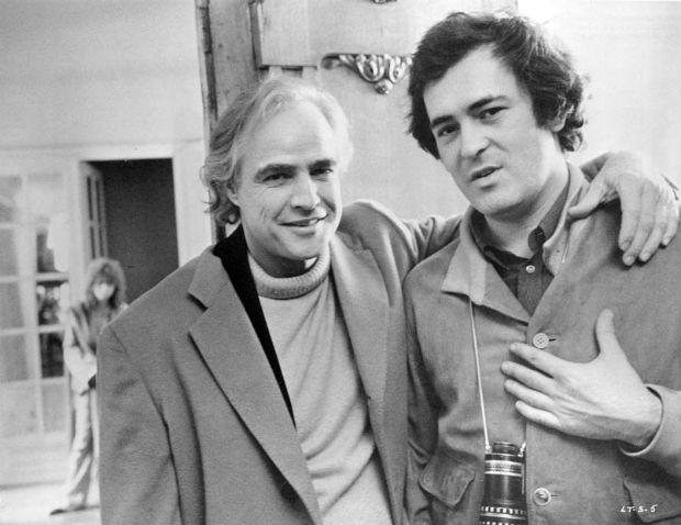 Bernardo Bertolucci Marlon Brando