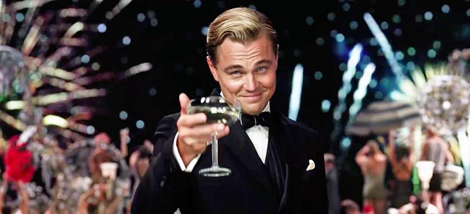 Gatsby Di Caprio