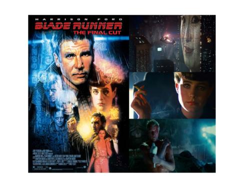 Blade Runner (1982) – Di R. Scott, con H. Ford e Rutger Hauer