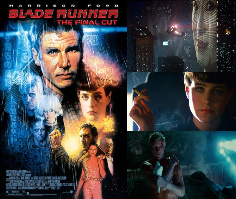 Blade Runner Aquile Solitarie
