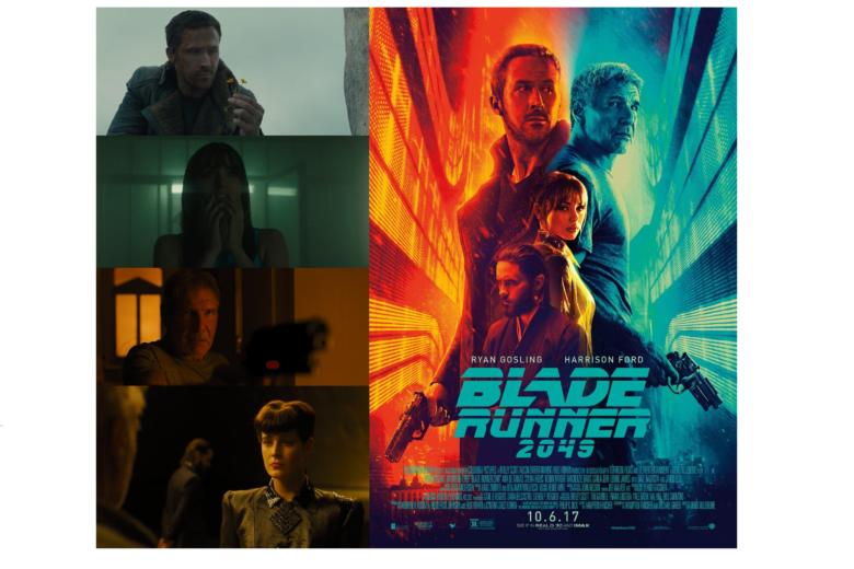 Blade Runner 2049 – di D. Villeneuve, con R. Gosling e H. Ford