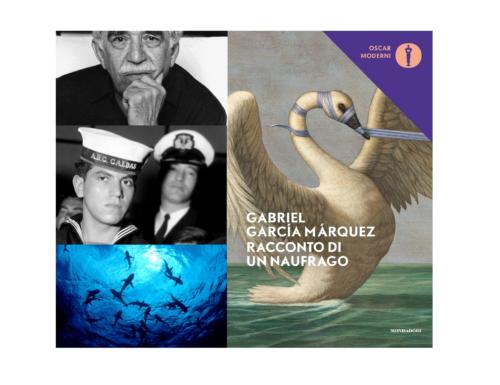Racconto di un naufrago – Gabriel García Márquez